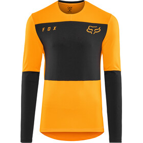 Fox Defend Delta LS Jersey Herren atomic orange